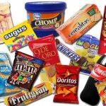 ¿Qué alimentos son comida basura?